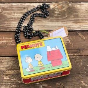 Handbags - Vintage Upcycled Tin Lunchbox Purse